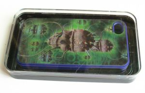 2015 Interesting Promotional 3D Mobile Phone Sticker