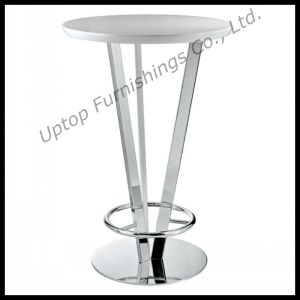 Hot Sale Novel Design Used High Bar Table (SP-BT502) pictures & photos