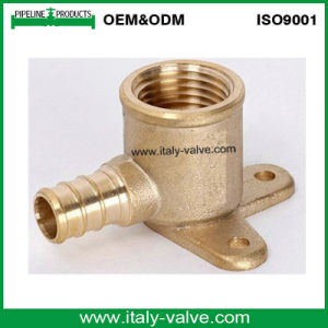 Lead Free Brass Pex Female Elbow (PEX-001) pictures & photos