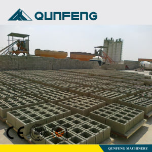 Full Automatic Concrete Brick Machine pictures & photos