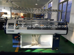 Double System Shoe Upper Flat Knitting Machine