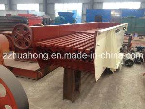 Automatic Stone Coal Vibrating Feeder Machine pictures & photos