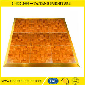 Cheap Durable Hotel Wood Dance Floor pictures & photos