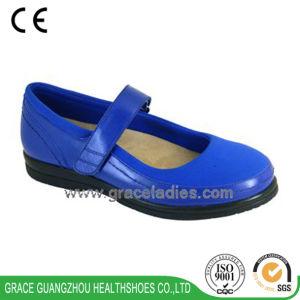 Grace Leather Shoes Fashion Depth Comfortable Women Shoes