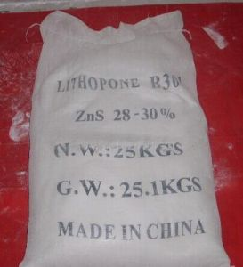 Factory Directly Supply Lithopone CAS: 1345-05-7 pictures & photos