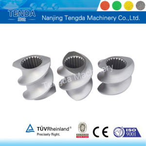 Corrosion-Resisting Screw Element of Extrusion Machine pictures & photos