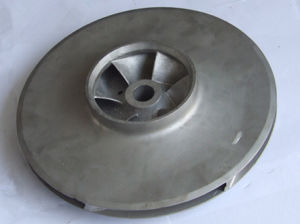 Custom Investment Casting Impeller for Water Pump