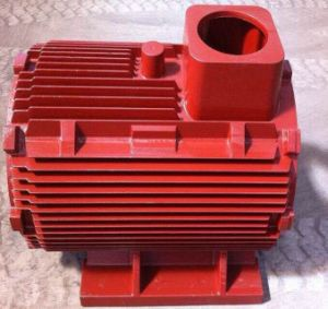 OEM Casting Motor Shell, Motor Case, Motor Frame pictures & photos