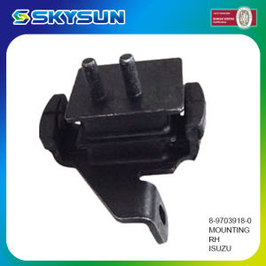 Japanese Truck Auto Parts Engine Mount Rh 8-9703918-0 for Isuzu pictures & photos