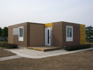 Affordable Prefab House pictures & photos