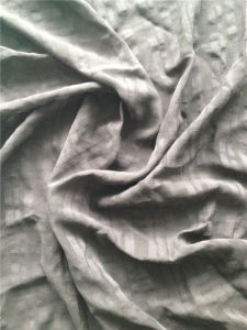 Plain Dyed Silk Cotton Linen Chiffon 44""