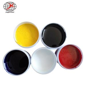 PVC Ink for PVC Wall Paper, Table Cloth, PVC Synthetic Leather.