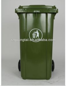 Large Durable Plastic Dust Bin/ Waste Bin pictures & photos