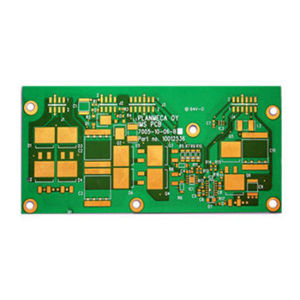 Traffic LED Double Sided PCB From Zapon pictures & photos