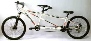 26inch Aluminum Frame 24 Speed Specialized Two People Tandem Bicycle for Sale pictures & photos