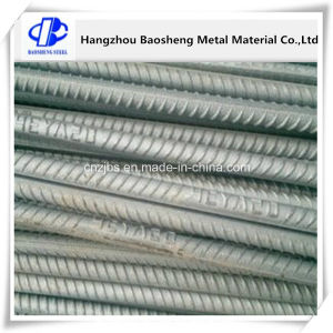 ASTM Hot Rolled Deformed Steel Bars pictures & photos