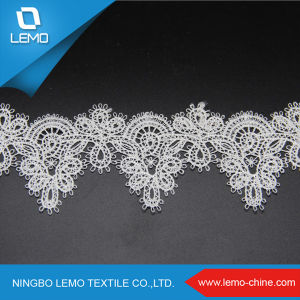 2016 fashion Water Soluble Flower Lace pictures & photos