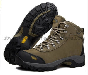 Men Sport Shoes with Toe Cap for Hiking