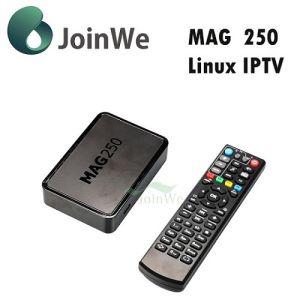 Linux 2 6 23 IPTV Box Mag250 256MB Set Top Box