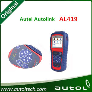 Autolink Al419 Obdii and Can Code Reader Auto Scanner OBD2 Scanner Auto Diagnostic Tool pictures & photos