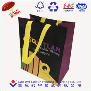 Non-Woven Garment Packaging Bag pictures & photos