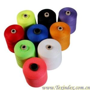 100% Polyester Sewing Thread 30s/2 6000y