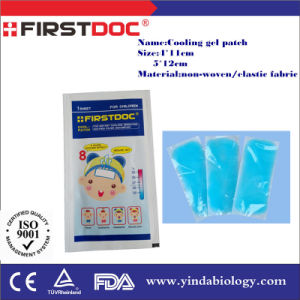 Ce Certificated OEM Factory Free Sample Baby Fever Gel Patch/Cooling Gel Patch pictures & photos