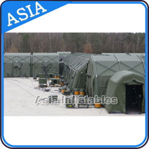 Inflatable Emergency Shelter Military Tent, Inflatable Army Tent Military Tent pictures & photos