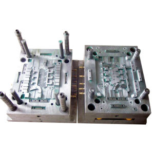 Precision OEM Injection Mould/ Plastic Mould in Dongguan (LW-03677)