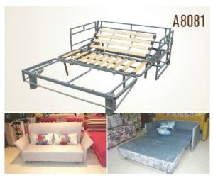 China Pull Out Sofa Bed Frame