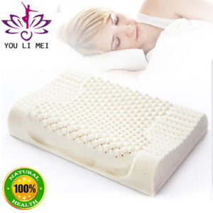 100% Natural Health Massage Latex Pillow