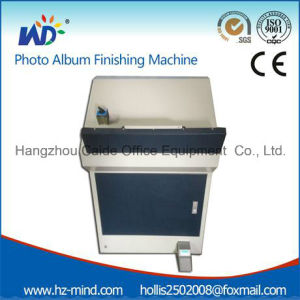 Pneumatic Managing Machine for Album and Photo Book pictures & photos