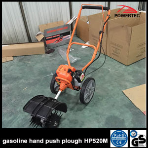Gasoline Hand Push Plough (HP520M) pictures & photos