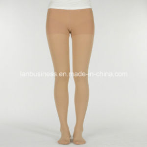 Ly 20-30mmhg Medical Compression Pantynose pictures & photos