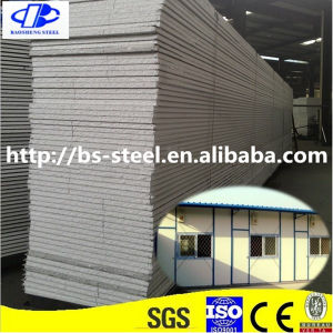 Building Material EPS Foam Sandwich Panel pictures & photos