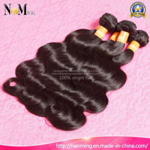Tangle Free Virgin Remi Human Brazillian Weave Raw Hair pictures & photos