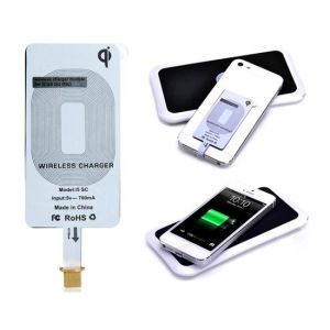 Ultra Slim Wireless Charger Receiver Module for iPhone 5s/5/5c