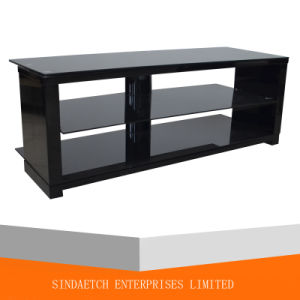 China Good Design Glass Wooden Tv Standwooden Tv Table China