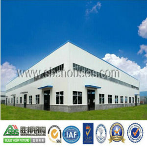 Prefabricated House Made by Steel Structure