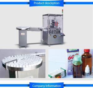 Automatic Bottle Carton Machine