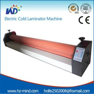Electric Cold Laminator Machine (WD-ATS1600) Roll Laminator pictures & photos