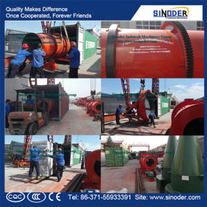 Organic Fertilizer Production Line Equipment NPK Fertilizer Machinery pictures & photos
