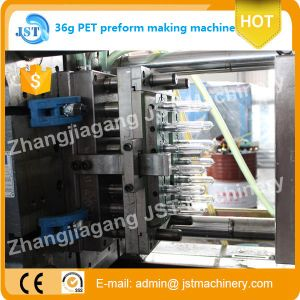 Pet Preform Plastic Injection Molding Machine pictures & photos
