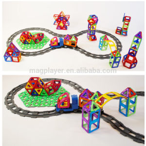Building Block Toys Kids Magnetic Toys with En71 and ASTM Certificates pictures & photos