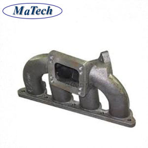 Factory Customized ISO9001turbo Exhaust Manifold Iron Casting pictures & photos