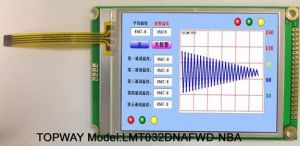"320X240 TFT LCD Module 3.2"" LCD Display (LMT032DNAFWD) pictures & photos"