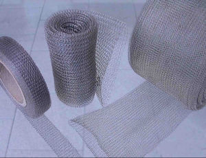 Stainless Steel Knitted Wire Mesh China Supplier Facotry pictures & photos