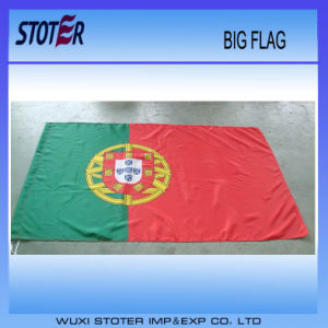 Heat Sublimation Printing Polyester Flag for Advertisement