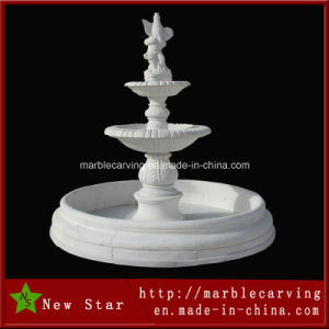 Stone Sculpture Water Feature Fountains Garden Furniture for Decoration pictures & photos