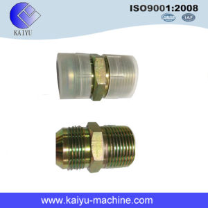 China OEM Factory High Quality Brass Hydraulic Adapter pictures & photos